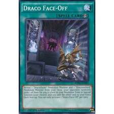 YU-GI-OH! BREAKERS OF SHADOW * BOSH-EN061 Draco Face-Off