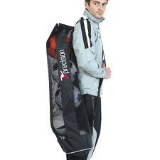 NEW Precision Football Ball Tube Holds 5 Balls Cheap Tubular Carry Carrier Bag