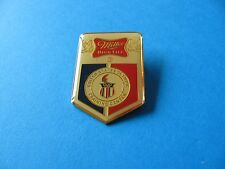 L.A.84, MILLER Beer Badge. USA Olympic Training Centre. ©1980 LA. OLY COM