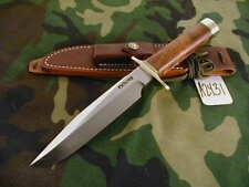 """RANDALL KNIFE KNIVES # 1-7"""",BDH,BL.-B.S,THUYA BURL,BB,C STY.SH   #A2431"""