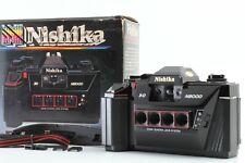 """""""Unused in Box"""" Nishika N8000 Point & Shoot 35mm 3D Film Quad Camera from JAPAN"""