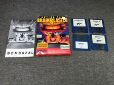 Action Pak Brainblaster Bombuzal/Xenon 2 (Commodore Amiga)   Cinemaware