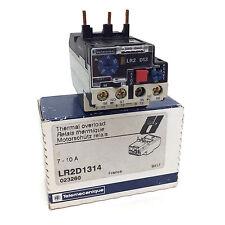 Overload Relay 023260 Telemecanique LR2D1314