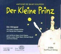 LORENZ CHRISTIAN/CHAA KOEHLER - DER KLEINE PRINZ-DAS HÖRSPI  2 CD NEW
