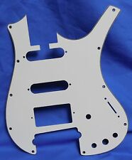 NEW OLD STOCK 2S1H 4 HOLE WHITE PARKER FLY SERIES ELECTRIC GUITAR PICKGUARD