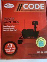ThinkFun Code Programming Game Rover Control Home School Fun STEM Educational