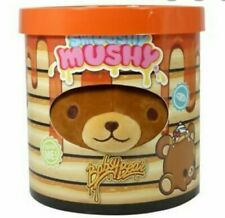 "New SMOOSHY MUSHY Babsy BEAR 8"" Scented Supersoft Plush with Bestie Sticker"