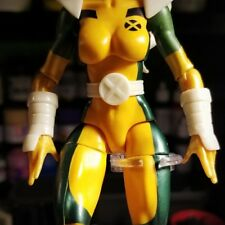 Marvel Legends Custom Jean Grey Gauntlets and belt unpainted
