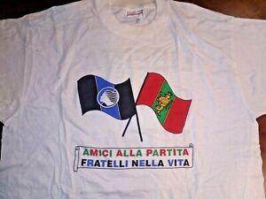 T-shirt gemellaggio Ultras Brigate Atalanta Freek Brothers Ternana. Taglia XXL