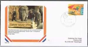 Envelop Royalty OSE-161 - 1994 Bernhard Opent verblijf in Diergaarde Blijdorp