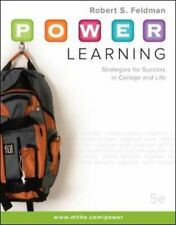 P.O.W.E.R. Learning: Strategies for Success in Col