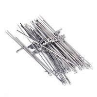 50x Nadeln für 4.5mm Ribber Brother Strickmaschinen KH836 KH900 KH965 Needle NEU