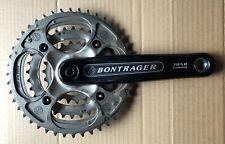 Bontrager Race Lite R7050 Aluminum 170 mm Crankset 170 44/32/22 + Truvativ BB