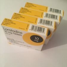 Loratadine Hayfever And Allergy Relief 10 mg/ 120 Tablets Non Drowsy( Clarityn)