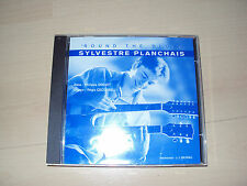 CD SYLVESTRE PLANCHAIS round the blues