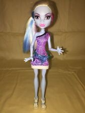 Monster High Travel Scaris City of Frights Abbey Bominable Figure Doll
