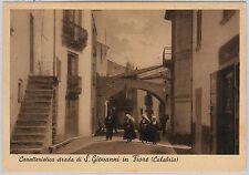 CARTOLINA d'Epoca - COSENZA provincia - San Giovanni in Fiore