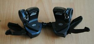 Shimano Deore LX Front & Rear Shifters 3 x 9 Speed