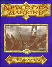 Legendary Artifacts-New Gods of Mankind Book 4-PB RICHARD LEON
