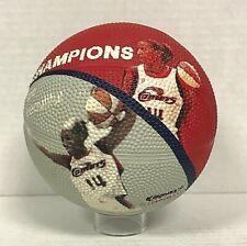Houston Comets SGA Cynthia Cooper Champions Are Beautiful Mini Basketball WNBA