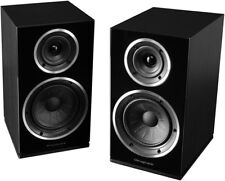 Wharfedale Diamond 225 Bookshelf Hi-Fi Speakers Pair Audio Best Home Stereo