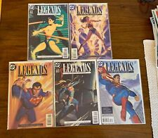DC COMICS--LEGENDS OF THE DC UNIVERSE--31 Issues