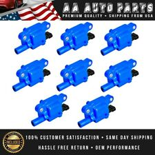 Set of 8 High Performance Ignition Coil For Chevrolet Tahoe Cadillac CTS UF413