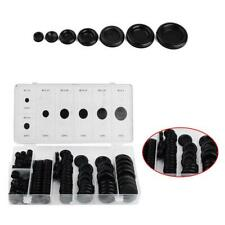 170pcs Rubber Grommet 7 Sizes Firewall Hole Plug Set Electrical Wire Gasket Kit