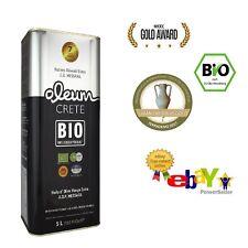 🆕  BIO ⭐⭐Oleum⭐⭐ Extra Virgin Olivenöl aus Kreta 5L unter 0,3% Fettsäureanteil