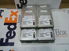 Lot of (10) Hitachi Ultrastar EMC 146GB 10K FC-AL Hard Drive Clariion Enterprise