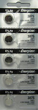 Energizer 387s 387 Watch Batteries Fit Bulova Accutrom 214 ( 1 pack of 5)