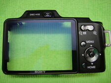 GENUINE SONY DSC-H10 BACK CASE COVER REPAIR PARTS