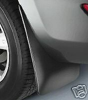 Genuine Toyota Accessory RAV4 Rear Mudflap Pair Mudflaps Rav 4 2006 > 2012 New