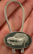 Ford Mustang llavero keyring año 1969 Coupe