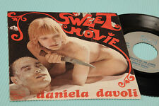 "DANIELA DAVOLI 7"" SWEET MOVIE ORIG ITALY 1974 EX SOUNDTRAKS PASOLINI"