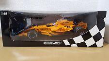 1:18 Minichamps 2006 McLaren MP4-21 Kimi Raikkonen Interim Diecast F1 model NEW