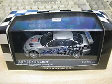 Minichamps 400012103 feria modelo 2005 bmw 1:43 nuevo/en el embalaje original