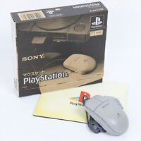 PS1 MOUSE Controller Boxed SCPH-1030 Playstation Official 0111