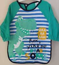 Disney Baby Toy Story Rex Long Sleeved Bib BNWT