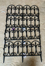 4 X Regency Fence Plastic 60cm Long