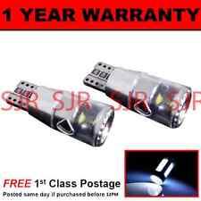 w5w T10 501 Canbus Fehlerfrei Xenon Weiß 360 CREE Seitenlicht Glühbirnen X2