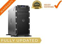 DELL PowerEdge T430 8 x 3.5 Bays 2x E5-2623 v3 32GB Memory 2x 1TB HDD