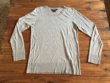 Used - Sweater DKNY Jersey - 65% Viscose 35% Polyester - Size S Grey color Usado