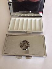 Aethelred II Coin WC3 Pewter On Mirrored 7 Day Pill box Compact