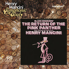 Henry Mancini - The Return of the Pink Panther & Symphonic Soul - CDSML8535