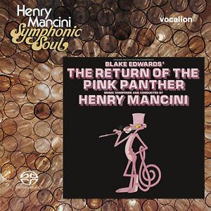Henry Mancini - The Return of the Pink Panther & Symphonic Soul - CDSML8535