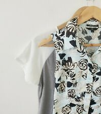 Cue French Connection Work Blouse Bundle X 2 {Size 8/ S}