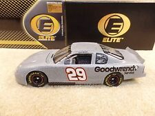 New 2001 Action 1:24 Diecast NASCAR Kevin Harvick Elite Goodwrench Test Car #29