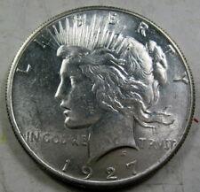 1927 Silver Peace Dollar (#910c)