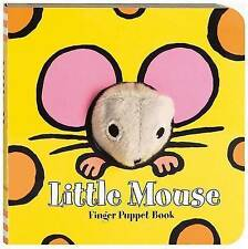 Finger Puppet Book: Little Mouse by Image Books (Board book, 2008)